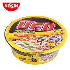 UFO Terriyaki Squid Noodle 123g