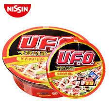 UFO Sherred Pork Noodle 123g