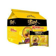 统一汤达人酸酸辣辣豚骨面(五连包) Unif Noodle Pork Ribs (128gx5)