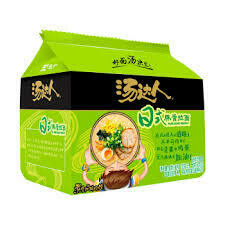 Unif Japanese Style Pork Ribs Noodle (125gx5)