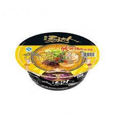 统一汤达人酸酸辣辣豚骨碗装 Unif Noodle-Hot & Sour Pork Ribs 135g