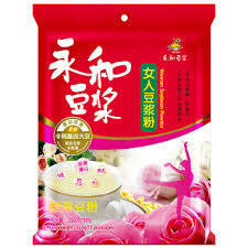 永和女人豆浆粉 YH Soya Bean Drink Powder 350g