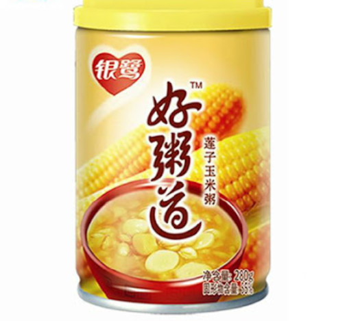 YL Mixed Congee-Lotus Seed&Corn 280g
