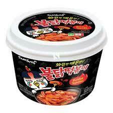 Samyang Hot Chicken Toppoki Flavor 185g