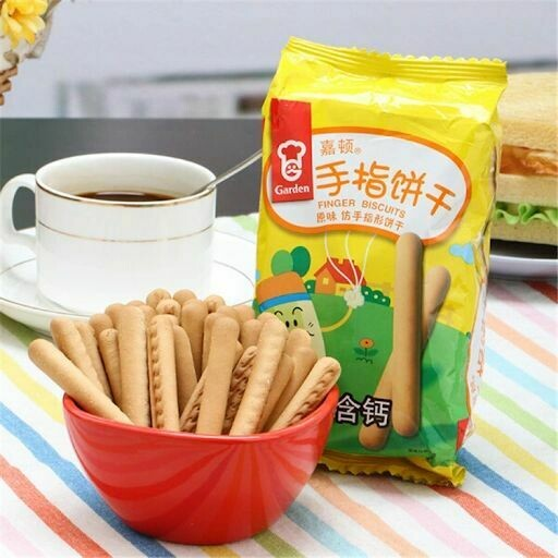 Garden Finger Biscuits 115g