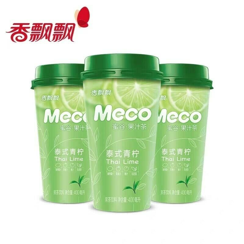 XPP Tea Drink - Thai Lime 400ml