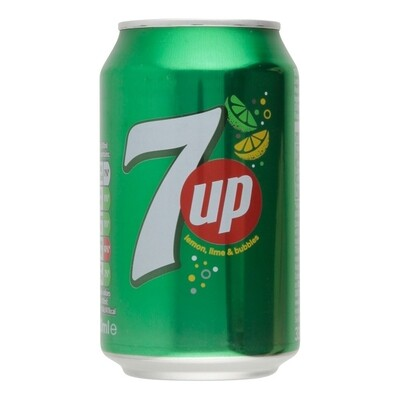 7-UP Can 330ml