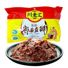 CLH Broad Bean Paste (Beg) 500g
