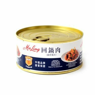 ML Canned Sliced Pork in Szechuan Style 198g