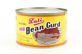Dali Red Bean Curd 397g