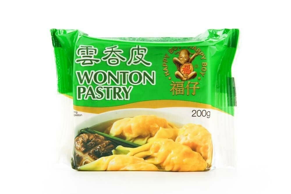 Wonton Pastry 200g