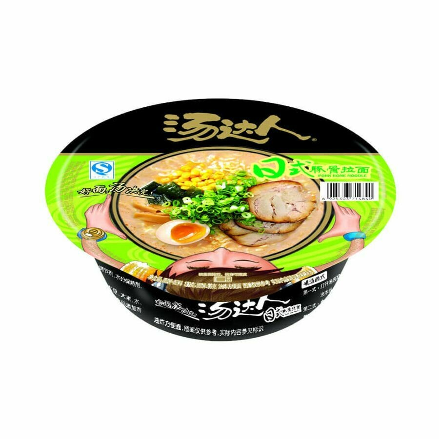 Unif Noodle-Japanese Style Pork Ribs 130g