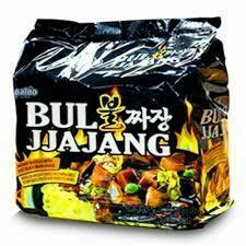 Paldo Jjajang Men 4 packs