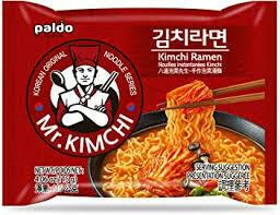Paldo Kimchi Soup Noodles 115g