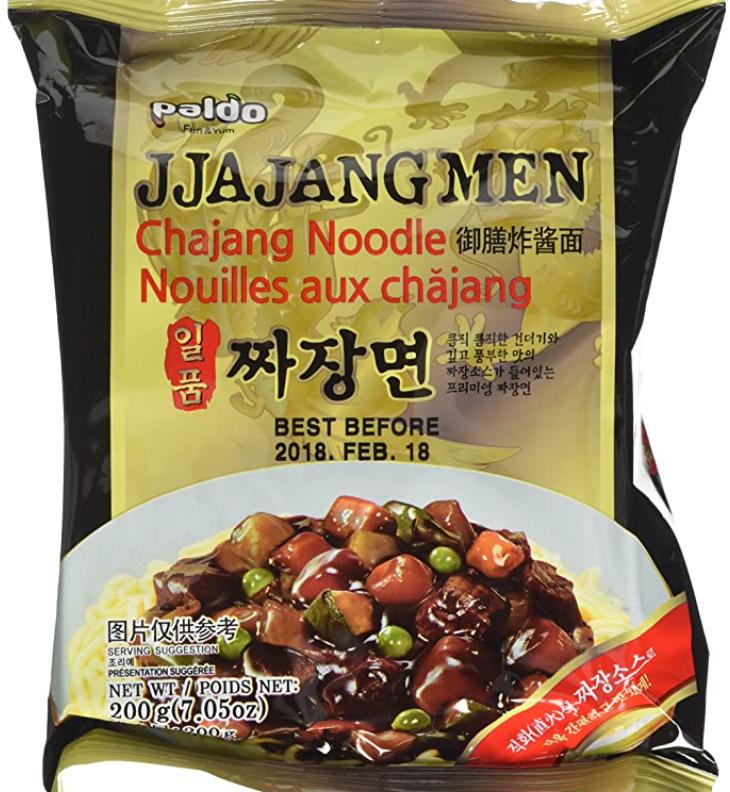 八道御膳炸酱面 Paldo Ilpoom Jjajangmen 200g