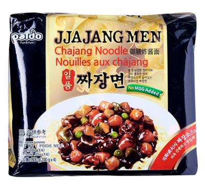 Paldo Ilpoom Jjajangmen (200gx4)