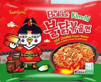 SY Hot Chicken Kimchi Flavor 135g