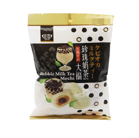 RF Bubble Tea Milk Mochi 120g