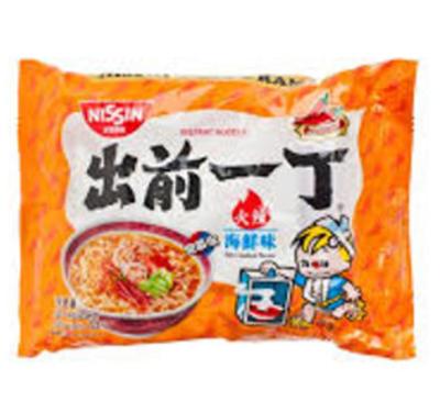Nissin Demae Ramen - Spicy Seafood 100g