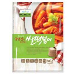 Chil Kab Rice Cake with Sauce 600g