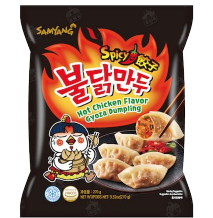Samyang Hot Chicken Flavour Dumpling 600g