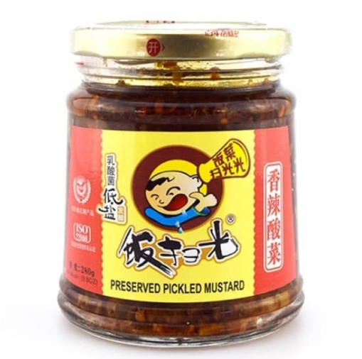 FSG Pickled Mustard 280g