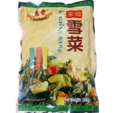 HR Pickle Vegetable 168g