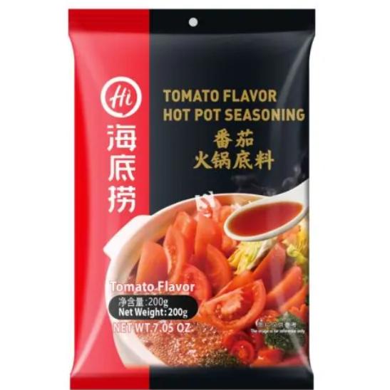 HDL Hotpot Soup Base Tomato 200g