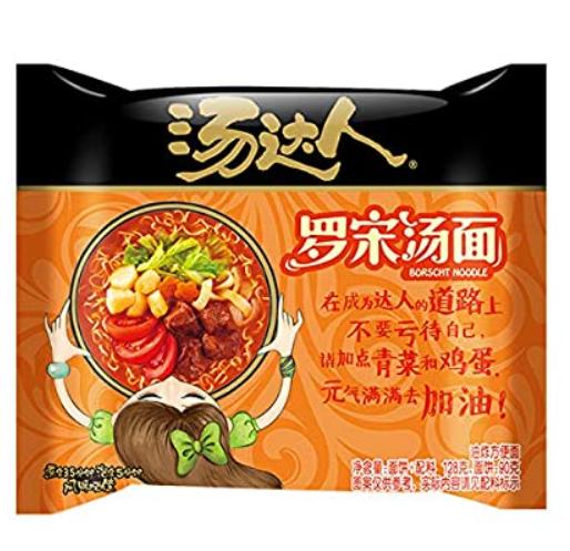Unif Noodle-Tomato flavour 128g