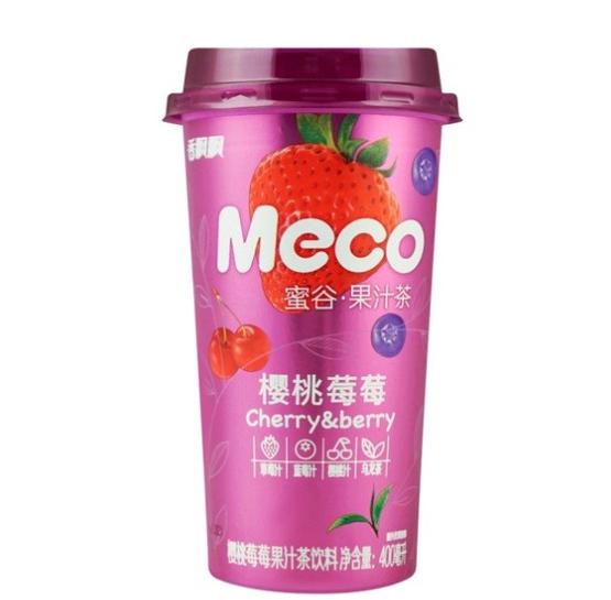 XPP Meco Tea Drink - Cheery & Berry 400ml