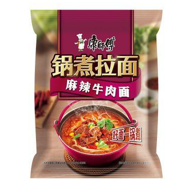 Master Kong Instant Noodles - Hot & Spicy Beef 122g