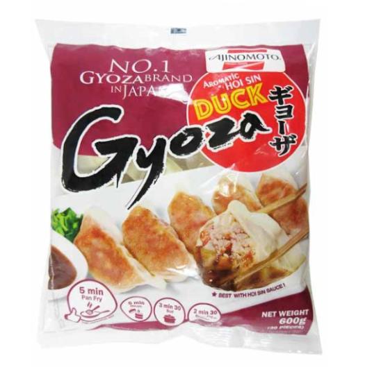 味之素鸭肉饺子 Ajinomoto Duck Gyoza 600g