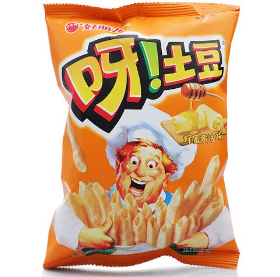 Orion Potato Sticks- Honey Butter 70g