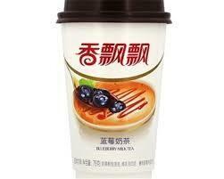 XPP Milk Tea BlueBerry 80g