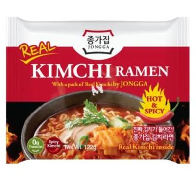 Chongga Real Kimchi Ramyun 122g
