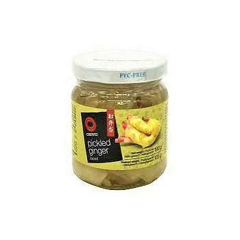 Obento Sliced Pickled Ginger 105g