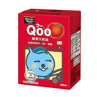 Minute Maid Qoo Apple Juice 6 x 250ml
