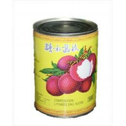 Mae Ploy Lychee in Syrup 567g