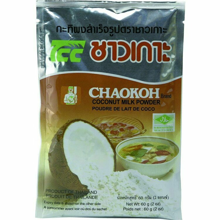 Chaokoh Coconut Powder 60g