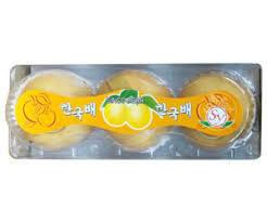 China Pear (3 pcs)