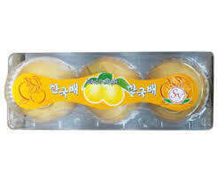 Korean Pear (3 pcs)