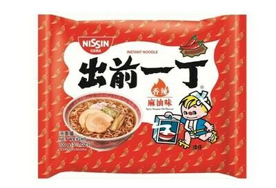 Nissin Demae Ramen - Spicy  Sesame Oil 100g