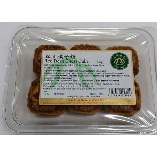 Sun Fung Red Bean Cake 200g