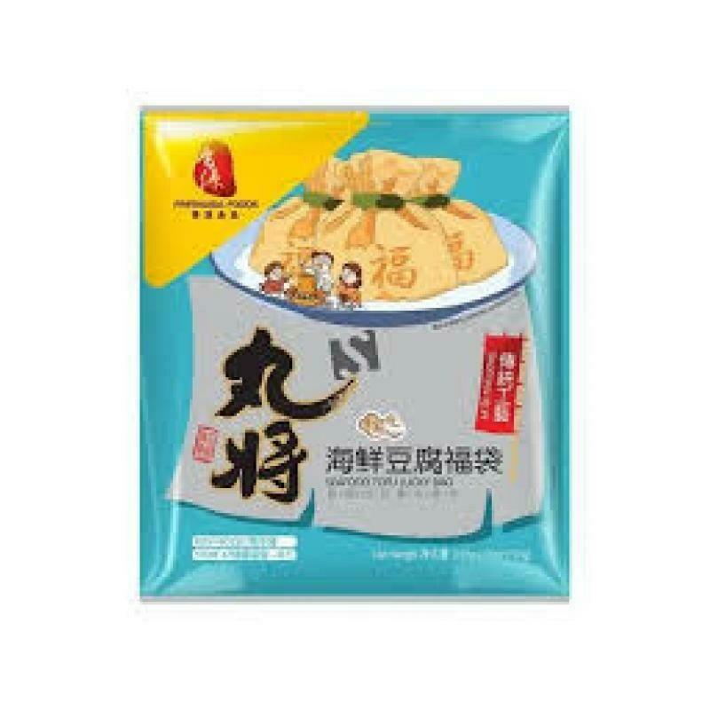 Fresh Asia Seafood Lucky Bag 200g