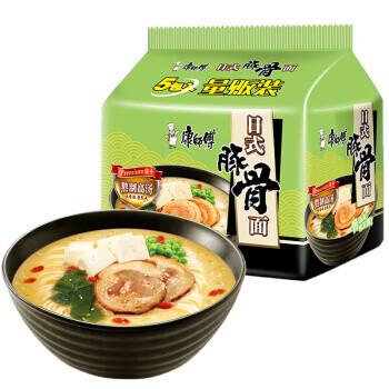 Master Kong Instant Noodles -Japanese Tonkotsu 5 x 106g