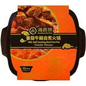 HDL Self-heating Tomato Beef 380g