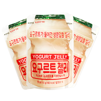 Lotte Yogurt Jelly 50g
