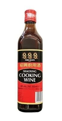 888 Shaoxing Cooking Wine 500ml