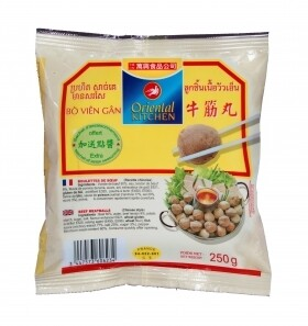 Oriental Kitchen Beef Tendon Balls 250g