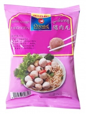 Oriental Kitchen Pork Meat Balls 250g
